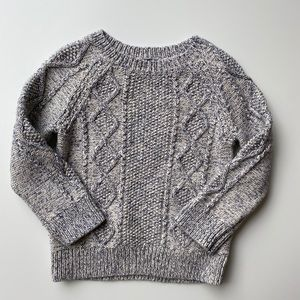 Gap | toddler boys cable knit sweater